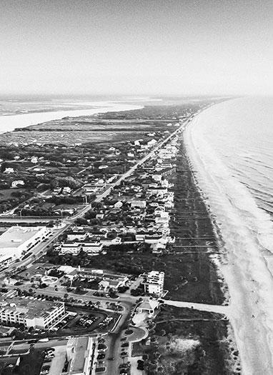 Florida Ocean Side