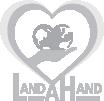 Lao Landahand Logo Grey