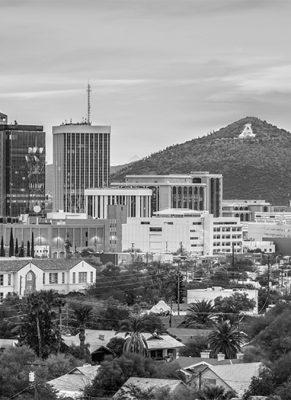 Tucson Skyline Test